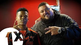 Nasty C – Fire In The Booth Pt 1 On 1Xtra