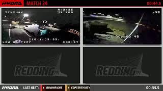 ReddingFPV Summer 2020 - Micro Night Race 2 @ 6100 Oasis Road