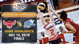 Finals Game 2: Petro Gazz Vs. Creamline   July 13, 2019  | Game Highlights | #PVL2019