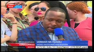 Kimasomaso: Uongozi na maadili katika wanasiasa nchini pt 1