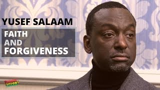 Power Of Forgiveness || Dr. Yusef Salaam || Exonerated 5