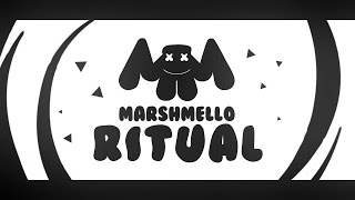 Marshmello - Ritual (feat. Wrabel) [Lyric Video]
