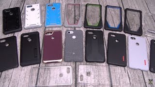 Google Pixel 3 XL Cases - Spigen, VRS, Speck, Poetic and The Official Google Case