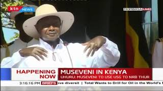 President Museveni encourages moves for Intra-African trade