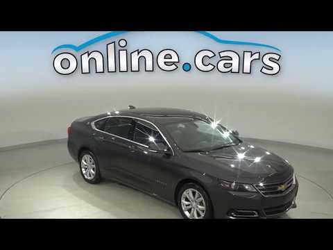 Pre-Owned 2019 Chevrolet Impala LT