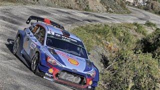 Highlights - 2017 WRC Tour de Corse - Michelin Motorsport