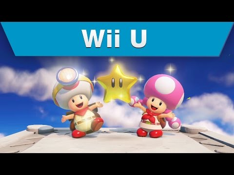 Видео № 0 из игры Captain Toad Treasure Tracker [Wii U]