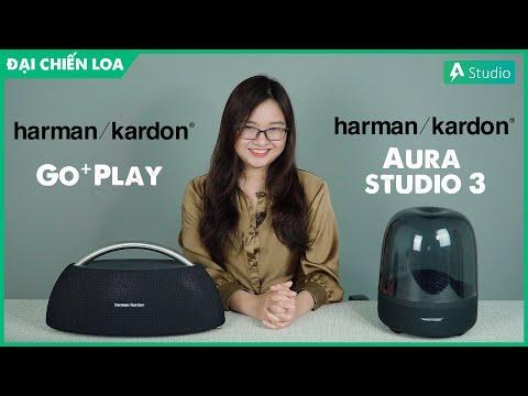 [Đại chiến loa] HK Go Play vs HK Aura Studio 3| Loa nào hơn ???