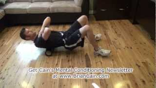 Brian Cain's Five Minute Foam Roll Routine by Brian Cain