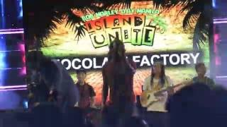 Chocolate Factory Band - Wag kang tanga! - Bob Marley Day Manila 2016