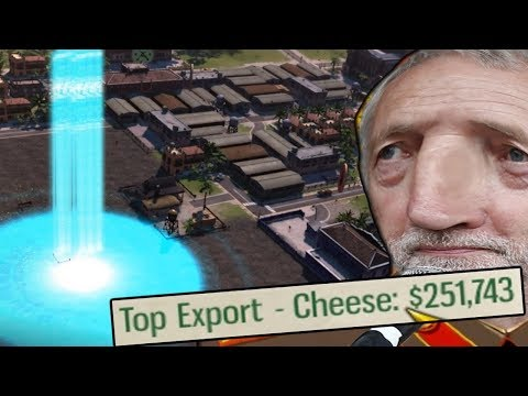 Tropico 5 - Fixing The World With a Giant Laser And Gommunism