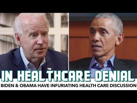 Biden & Obama Have Infuriating Health Care Discussion