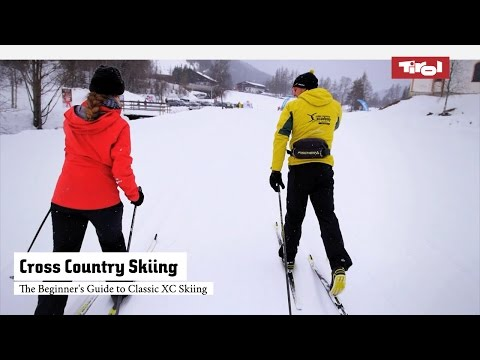 The Beginner's Guide to Classic Cross Country Skiing