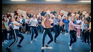 Petit Afro Presents   Afro Dance Workshop Part 3 || Choreo By Petit Afro || Video By Eljakim