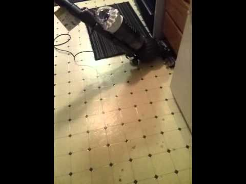 From tile to carpet with ease
