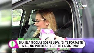 Daniela Nicolás Critica Descargo De Ariel Levy Por López