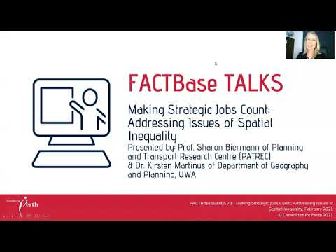 FACTBase Talks - Making Strategic Jobs Count