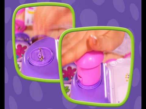 Crayola Creations - 3 in 1 Sticker Studio: Girls' Creative Fashion Design Toy