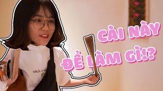 Khách sạn Hàn Quốc có gì ?? || THY ƠI MÀY ĐI ĐÂU ĐẤY ???