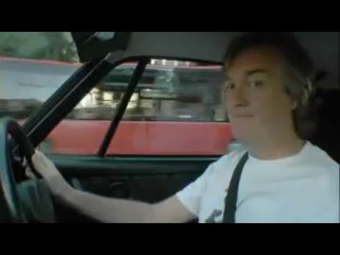 In the car with James May | Part 1 | Top Gear | BBC