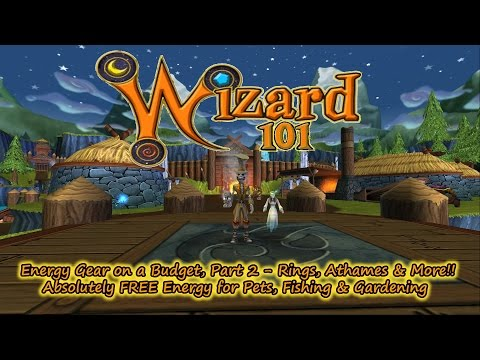 W101 Wizard101 Azteca Athame Amulet Ring Crafting Vendor Test Realm