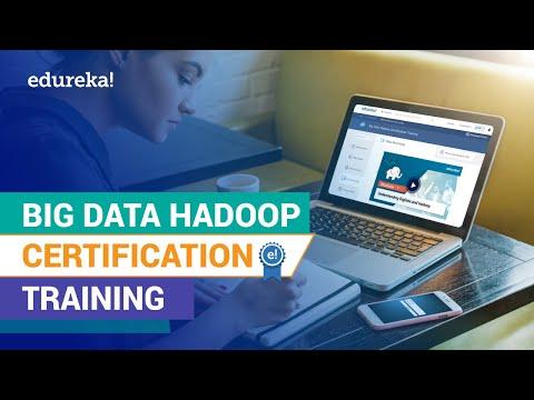 Big Data Hadoop Certification Training | Edureka - YouTube