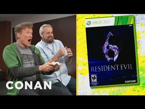 Conan recenzuje hru Resident Evil 6