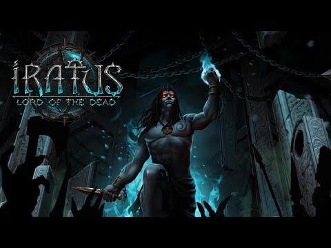iratus lord of the dead первыйальфа-версии