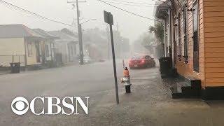 Louisiana Braces For Tropical Storm Barry