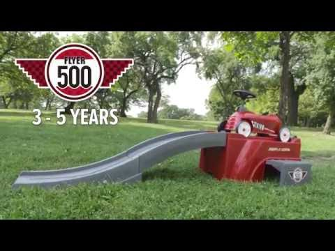 Kids Roller Coaster Toy: Flyer 500®
