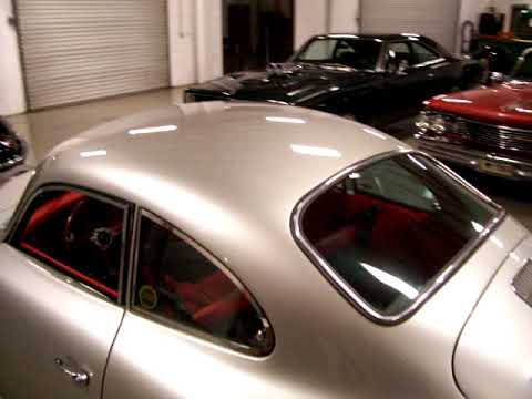 Video of Classic 1957 Porsche 356 located in Georgia - $48,900.00 Offered by Cloud 9 Classics - P08V