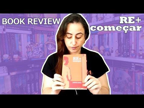 RE+começar de Jander Gomez (Book Review)   Thaisa Lima