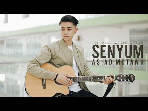 As'ad Motawh - Senyum (Official Music Video)