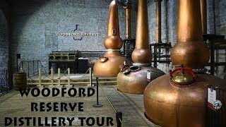 Woodford Reserve Distillery Tour | Bourbon Trail | History | Kentucky | USA