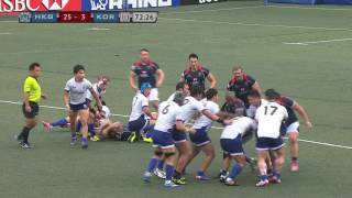 Hong Kong V Korea Highlights – #ARC2017 Week 6