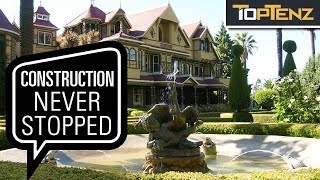 10 Interesting Facts About the Winchester Mystery House