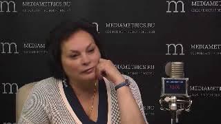 Аида Ханемайер на телеканале Полилог 10.07.2017