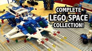 Every LEGO Classic Space Set Ever Made