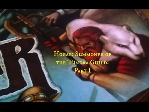Advanced Concepts: Summoner Wars Alliances - Hogar (Part I)
