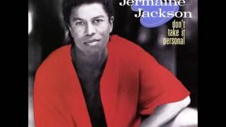 "Jermaine Jackson ~ "" Don't Take It Personal ""❤️♫ ~ 1988"