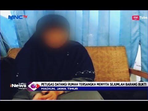 Densus 88 Tangkap Terduga Teroris asal Semarang, Ini Pengakuan Sang Istri - LIM 14/05