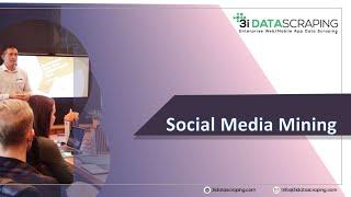 Social Media Data Mining Services