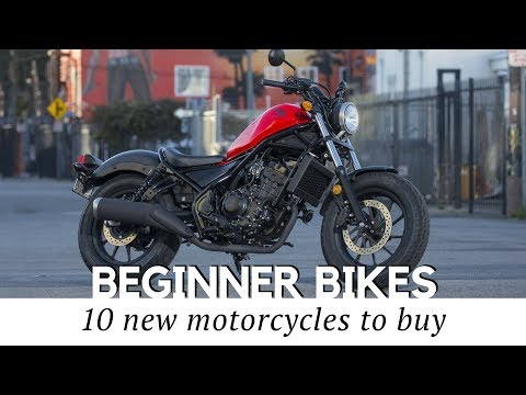 Download 10 New Motorcycles for Beginners to Buy in 2018 (Prices and Specs Reviewed) HD Mp4 3GP Video and MP3
