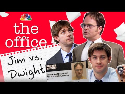 Download Spontaneous Pranks That Drove Dwight Insane - The Office (Mashup) HD Mp4 3GP Video and MP3
