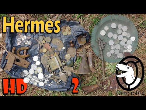 Probando mi NUEVO detector de PROFUNDIDAD Hermes HD2 Vlad DetectoRex