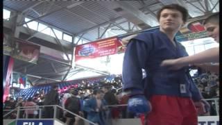 Чемпионат Дагестана по боевому самбо - www.dagmma.ru