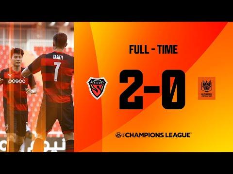 Pohang Steelers vs Ratchaburi</a> 2021-06-22
