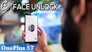 OnePlus 5T Face Unlock IMPOSSIBLE To Crack???
