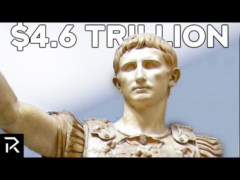 How Augustus Caesar Became The Wealthiest Man to Ever Live