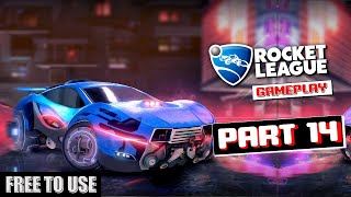 Rocket League Gameplay – Free To Use (60 FPS)